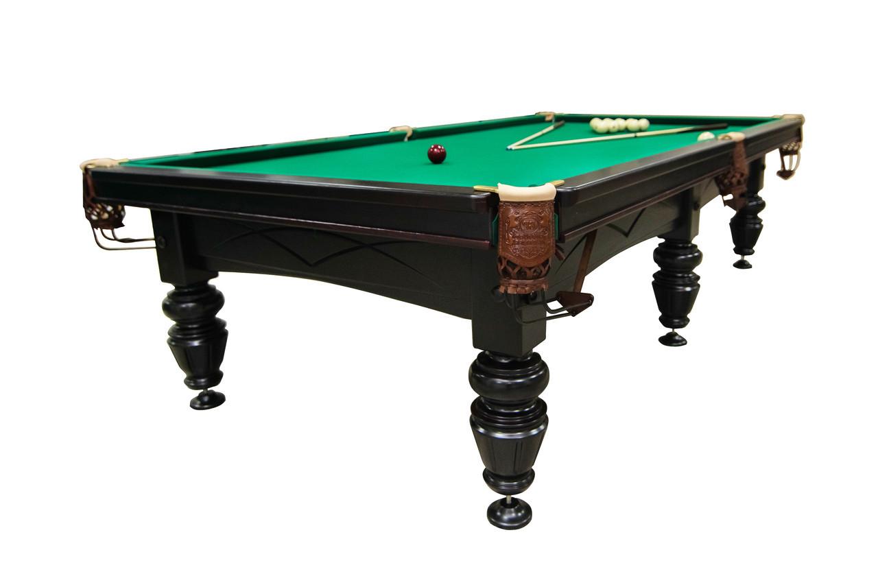 """Більярдний стіл """"Класик"""" (Ардезія) 10 футів"""