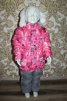 Костюм зимний для девочки (подстежка овчина), фото 1