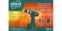 Шуруповерт аккумуляторный Spektr SCD-18/2 под макиту
