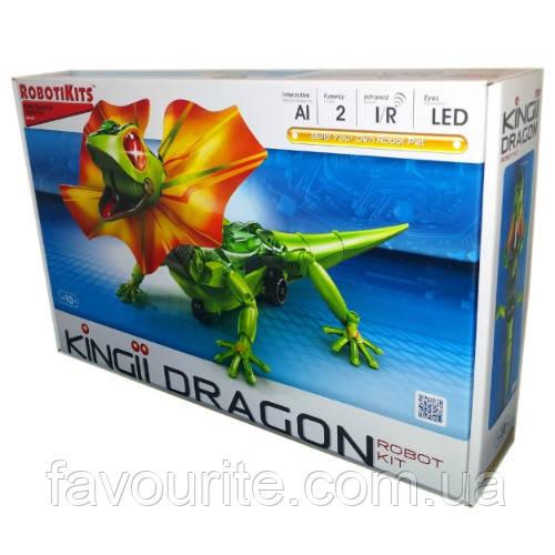 Конструктор робот - ящерица KINGII DRAGON (AB002)