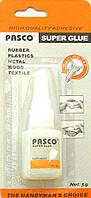 Клей Super Glue Pasco 5гр №112/176/C-001