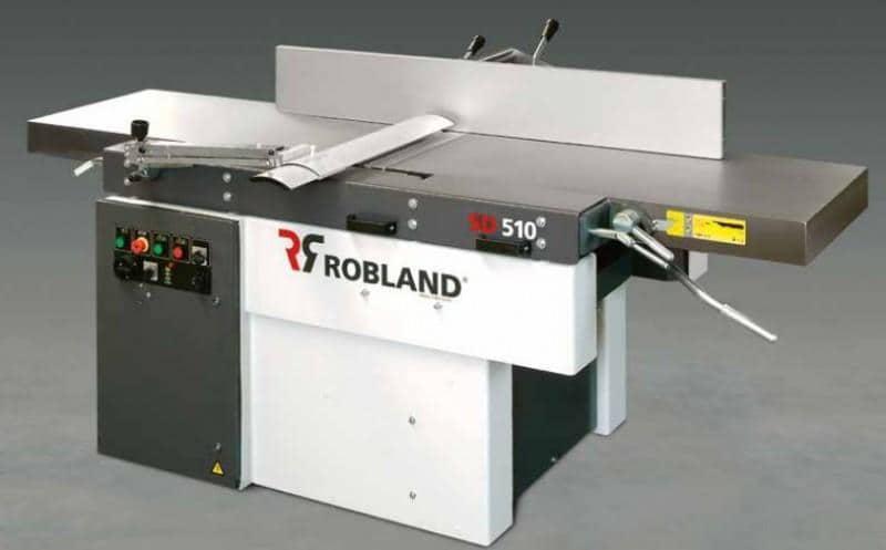 Фуговально-рейсмусовый станок Robland SD 510
