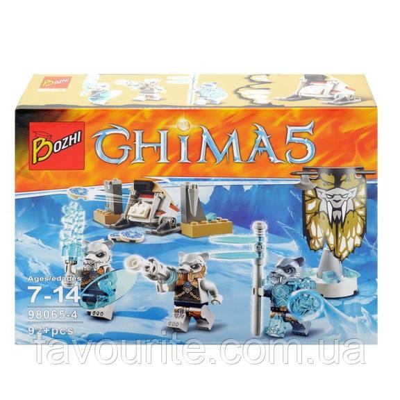 Конструктор Chima 5 92 детали 98065-4 (24337)