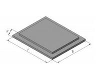 Плита нижнего блока КПд-4