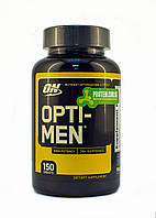 Витамины мужские USA ORIGINAL!!! Optimum Nutrition Opti-Men 150 т