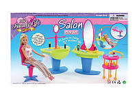 Мебель Gloria для кукол  Салон красоты
