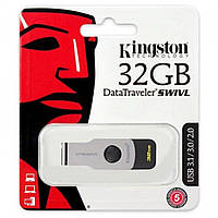 "Накопитель USB flash 32ГБ Kingston ""DataTraveler SWIVL"" DTSWIVL/32GB Original"