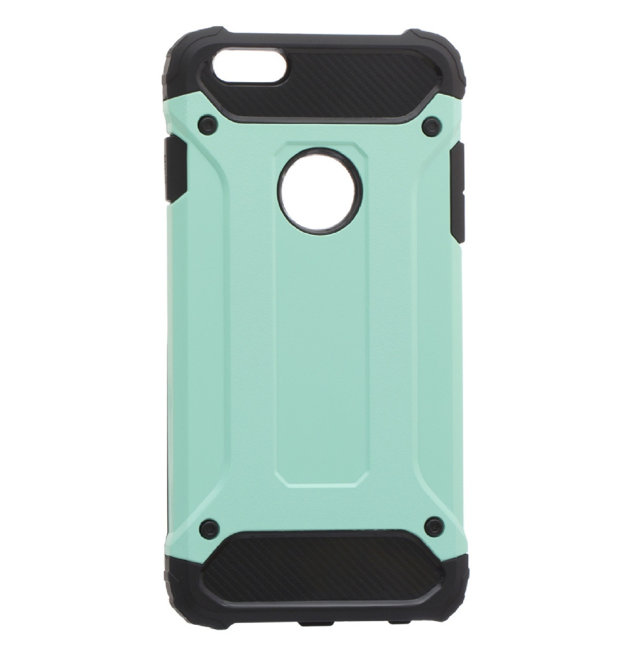 Бронированный противоударный TPU+PC чехол IMMORTAL для IPhone 6 Plus / 6s Plus Turquoise