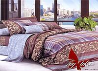 Семейный комплект постельного белья XHY2812