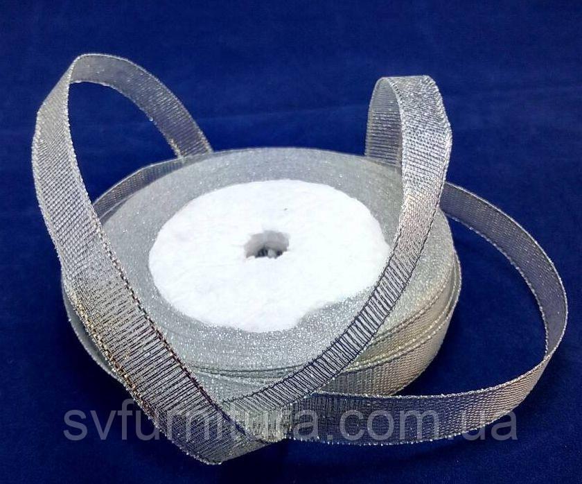 Стропа А4 серебро Ширина: 1 см