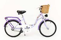 Велосипед Vanessa Junior 20 Violet Польща, фото 1
