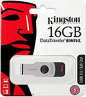 "Накопитель USB flash 16ГБ Kingston ""DataTraveler SWIVL"" DTSWIVL/32GB Original, фото 1"