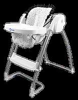 Крісло-гойдалка Lionelo Milan 2в1 White