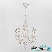 Люстра подвесная AuroraSvet 019. LED светильник люстра. Светодиодный светильник люстра.