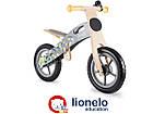 Велобіг LIONELO CASPER Grey, фото 2