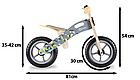 Велобіг LIONELO CASPER Grey, фото 9