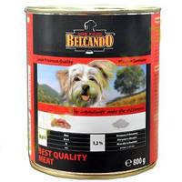Консерва для собак Belcando Best Quality Meat с мясом