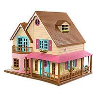 Игровой набор Li'l Woodzeez Большой коттеджный дом (6192Z), фото 1