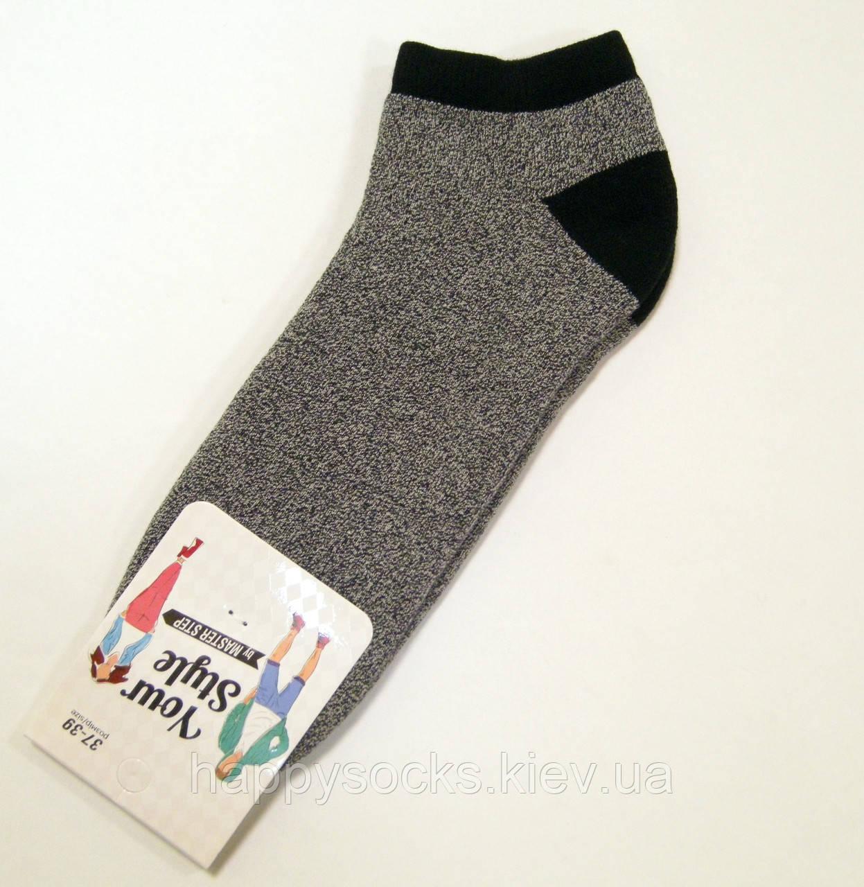 Женские носки махровые хлопковые