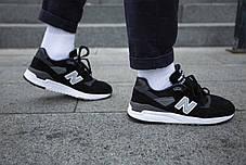 Мужские кроссовки New Balance 998  Black ( Реплика ) 42 размер, фото 3