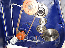 Zenitech MD 250-450 F Токарный станок по металлу (c механической коробкой) зенитек мд, фото 3