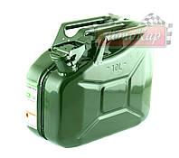 Канистра металлическая Белавто, емкость 10 литров, КС10