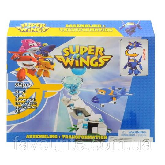 Конструктор Super Wings 16111 (29459)