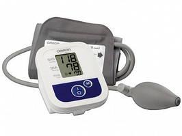 Тонометр Omron M1 полуавтоматический Compact для измерения артериального давления Original size