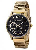 Жіночі наручні годинники Guardo P11718(m) GB