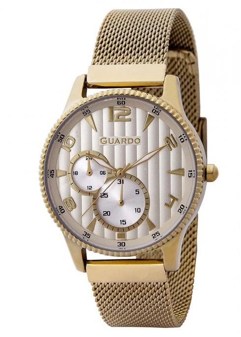 Жіночі наручні годинники Guardo P11718(m) GG