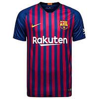Футбольная форма Барселона домашняя (2018-2019), Nike, Клуб, Взрослая, e537f65cd0f