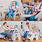 Крісло-трансформер Lionelo Eli 5в1 Pink, фото 9