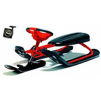Снегокат, чук и гек, санки Stiga Snowracer Ultimate Pro Red Швеція