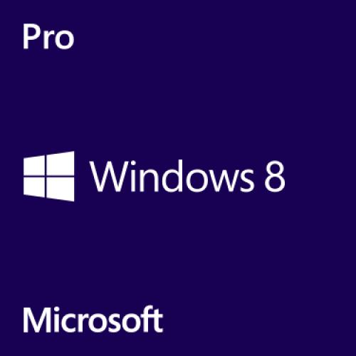 Microsoft Windows 8 Pro 64Bit Eng DVD OEM (FQC-05955)