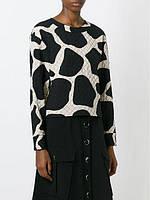 Женская стильнаяшелковая  кофта на молнии DKNY, фото 1