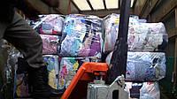 Ветошь пресованная брикетированная / обтирочный материал / тряпье / пром текстиль