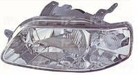 Фара передняя Chevrolet Aveo (T200) 04-05 SDN/HB левая, электр. регулир. 1703 R1-P