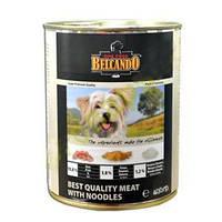 Консерва для собак Belcando Best Quality Meat мясо с лапшой  - 400 г