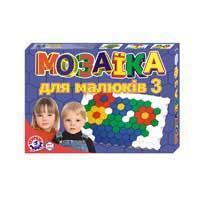 """Мозаика для малышей №3 """"ТехноК"""" арт. 0908 (Интелком)"""
