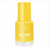 Лак-краска для стемпинга GR WOW жёлтая, 6 мл