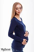 Лонгслів для вагітних і годуючих (Лонгслив для беременных и кормящих) CAROLINE 11.38.011, фото 1