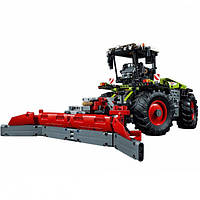 Конструктор Трактор CLAAS XERION 5000 Lepin Technician 20009 1977 деталей (int20009)