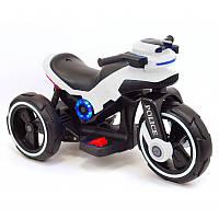 Электрический трицикл Police White