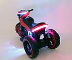 Электрический трицикл Police Red, фото 2