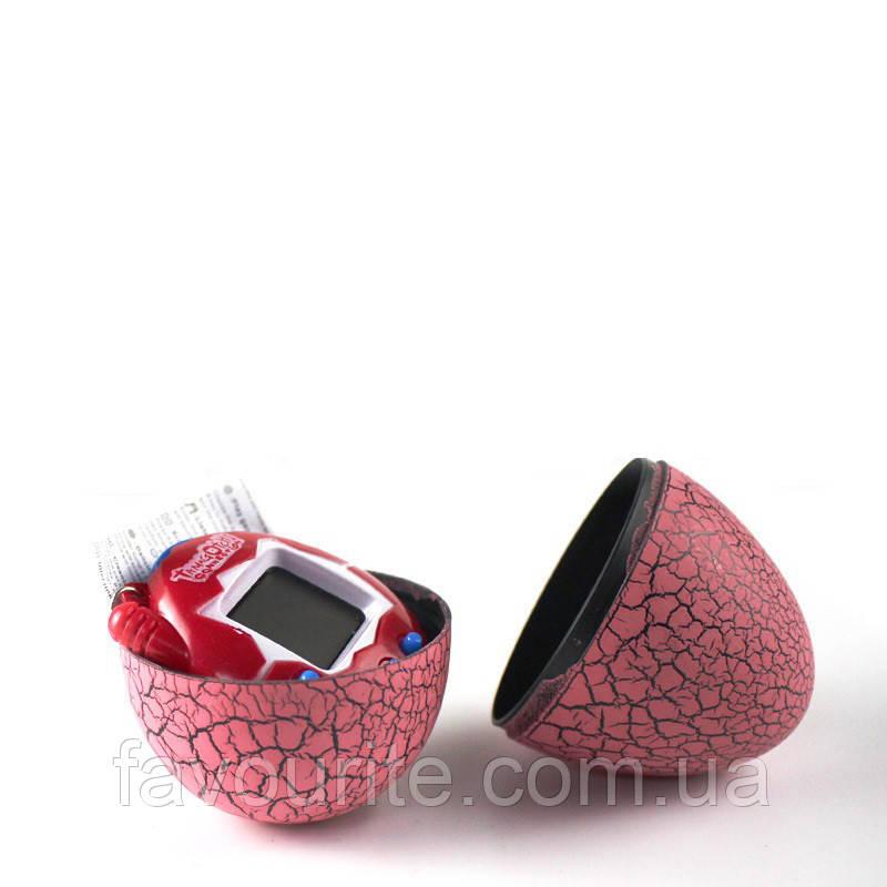 Электронная игра Tamagotchi Виртуальный питомец в яйце Красный (SUN0121)