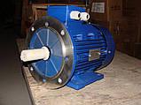 Електродвигун АИР112М4 -5,5 кВт/ 1500 об/хв, фото 2