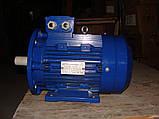 Електродвигун АИР112М4 -5,5 кВт/ 1500 об/хв, фото 3