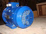 Електродвигун АИР112М4 -5,5 кВт/ 1500 об/хв, фото 4