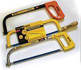 Ножовка по металу 300мм, пластмасова ручка, фото 2