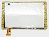 Оригинальный тачскрин / сенсор (сенсорное стекло) для Supra M14BG | M143G (белый цвет,  самоклейка), фото 2